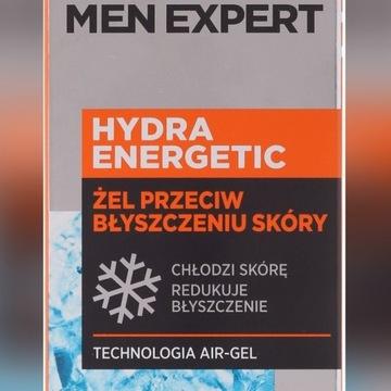 Żel przeciw błyszczeniu skóry Loreal MEN Expert