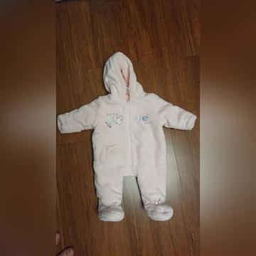 Kombinezon zimowy rozmiar 56-62 dziewczynka