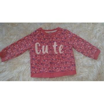 Bluza dziewczęca r.74