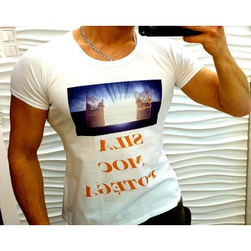 Koszulka mocy rozmiar  S,M,L