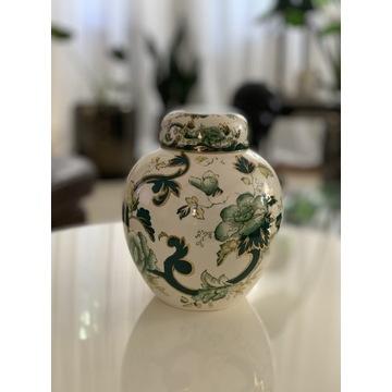 Herbatnica, Amfora ,Mason s Anglia antyk porcelana