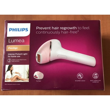 Depilator świetlny Philips Lumea Prestige BRI950