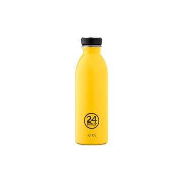Butelka 24Bottles Urban Bottle 500ml Taxi Yellow