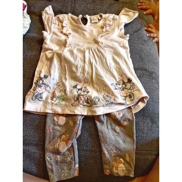 Bluzeczka i spodnie