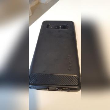 Uszkodzony Samsung Galaxy Note 8