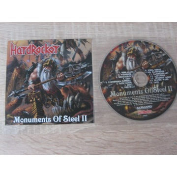 MONUMENTS OF STEEL II @ Hirax, Roxxcalibur i in.