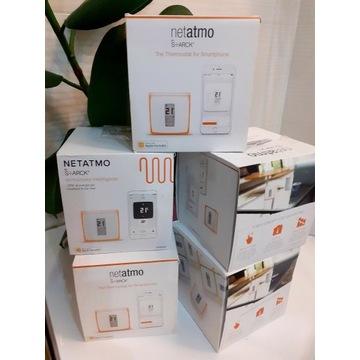 Netatmo Termostat - HomeKit - fabrycznie nowy
