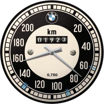 Zegar Ścienny BMW - Tachometer ,nostalgic ART