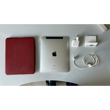 iPad 1 + akcesoria