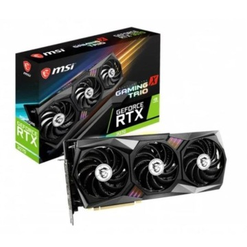 MSI GeForce RTX 3070 GAMING X TRIO 8GB OC