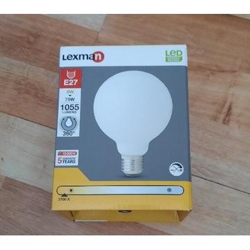 LEXMAN LED E27 8W