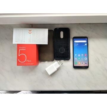 Telefon Xiaomi Redmi 5 Plus + etui Spigen