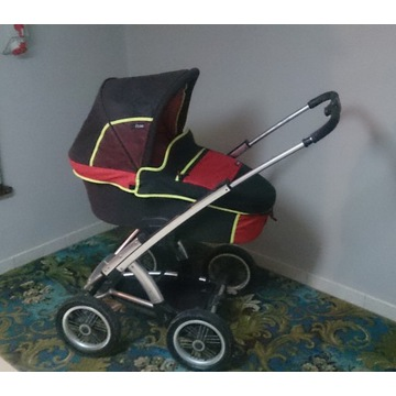 Wózek I'coo Icoo nosidełko Maxi cosi baza