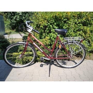 Aluminiowa damka rower BATAVUS JAKIMA nowy napęd!