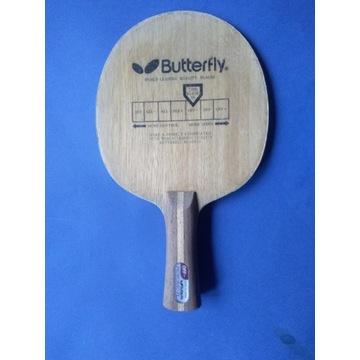 Butterfly Primorac off- czarny motyl deska tenis