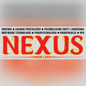 NEXUS czaopismo - rocznik 2016, stan bardzo dobry.