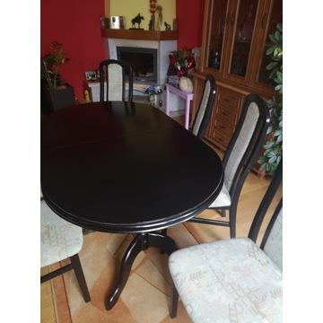 Stół + 6 krzeseł
