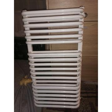 Grzejnik łazienkowy 94 x 50cm biały