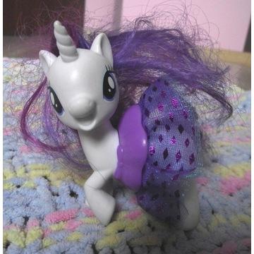 Rarity - 9cm wirująca sukienka My Little Pony.bdb