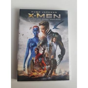 Film DVD X Men Przeszłość Która Nadejdzie