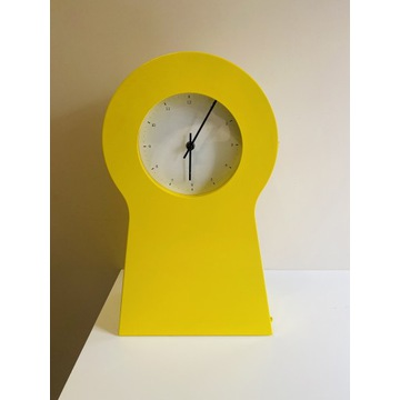 Zegar ze schowkiem Ikea PS 1995 Clock