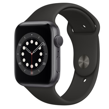 Apple Warch Series 6 44 mm Space Gray Aluminium