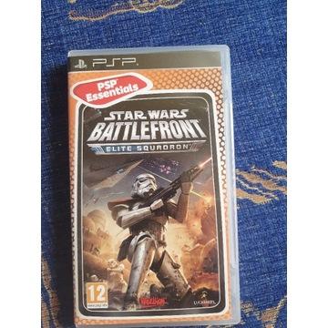Star Wars Battlefront Elite Squadron (PSP)