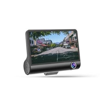 Kamera samochodowa 1080p + GRATIS KAMERA COFANIA