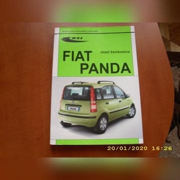 FIAT PANDA SAM NAPRAWIAM 2003-2008 181 STRON