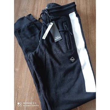 Męskie spodnie Threadbare S