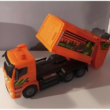Dickie Toys auto śmieciarka Mercedes zdalnie stero