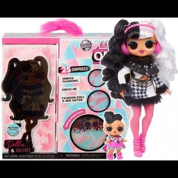 LOL Surprise ! OMG Winter Disco lalka Fashion Doll