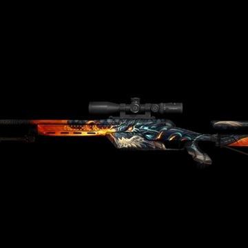 CS:GO SSG 08 (StatTrak) Smoczy ogień Factory New