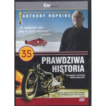 PRAWDZIWA HISTORIA A.Hopkins UNIKAT BO SPRAWNY