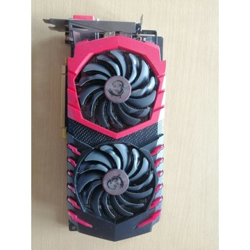 Karta graficzna MSI GeForce GTX1060 GAMING Xseries