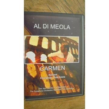 AL. DI MEOLA  Carmen  DVD 106 minut