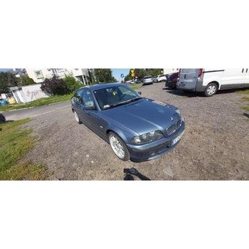 BMW E46 2001r 3.0d