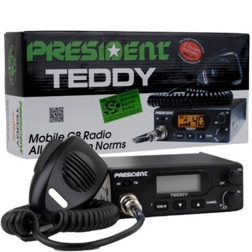 Cb radio President Teddy