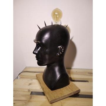 Lampa loft punk design