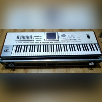Korg pa 2x ideal + case