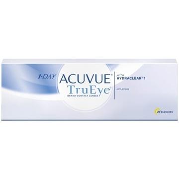 1 Day Acuvue TruEye 30 szt/-1,5/8,5