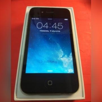 Iphone 4 8GB Czarny