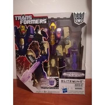 Transformers Generations Blitzwing