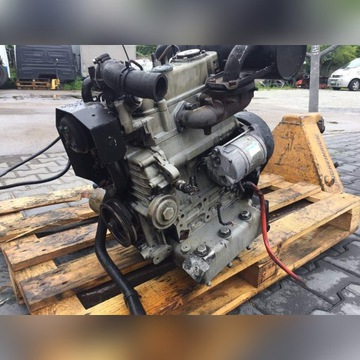 Silnik Kubota Carrier agregat chłodnia