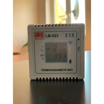 LB-523 – Termometr i higrometr z internetem bezprz
