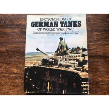 Encyclopedia of the german Tanks of WWII