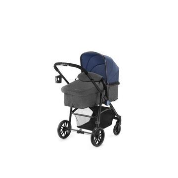 Wózek kinderkraft 3w1