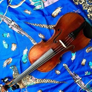 Doskonałe stare skrzypce-uczciwa cena okazja VIDEO