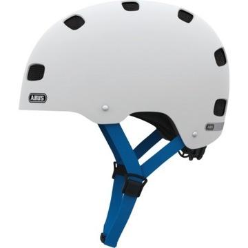 Kask rowerowy ABUS Scraper v.2 Biały L 58-63cm
