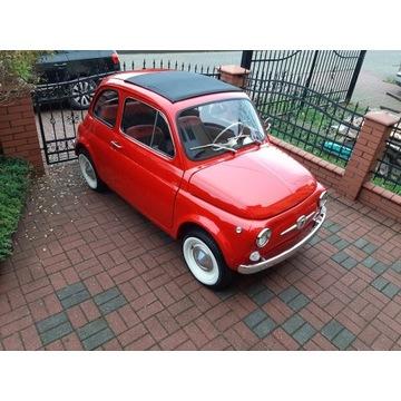 Fiat 500 F Nouva 1969r.